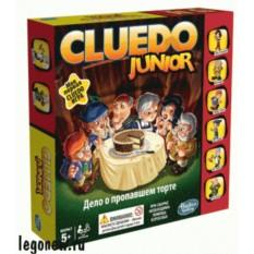 Натсольная игра Моя первая игра - Клуэдо
