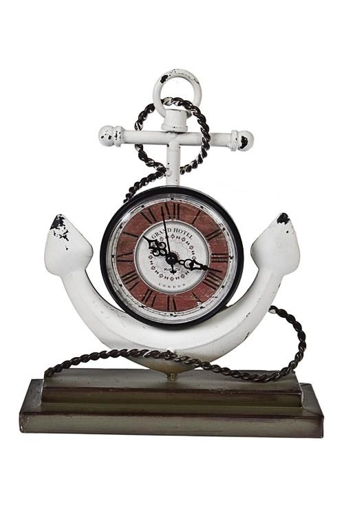 Часы настольные Якорь