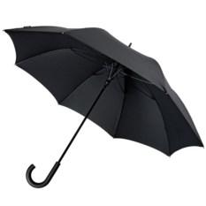 Черный зонт-трость Sport