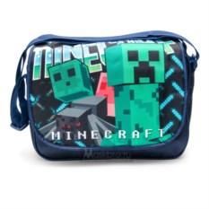Наплечная сумка Майнкрафт: 2 крипера