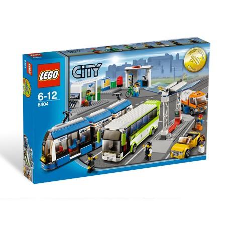 Lego City «Общественный транспорт»