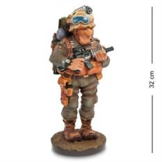 Статуэтка Настоящий солдат