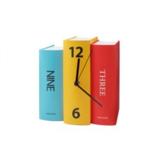 Дизайнерские часы Книги
