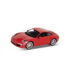Модель машины 1:24 Porsche 911 (991) от Welly
