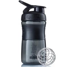 Бутылка-шейкер SportMixer Black
