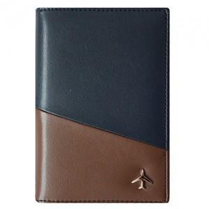 Паспортная обложка/бумажник Pacific Blue