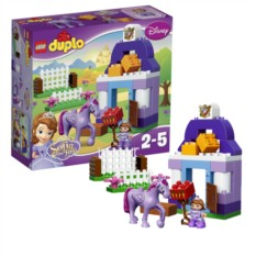 Конструктор Lego Duplo Королевская конюшня