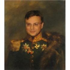 Фотомонтаж Генерал