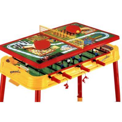 Футбол, пинг-понг, настольная игра (3 в 1)