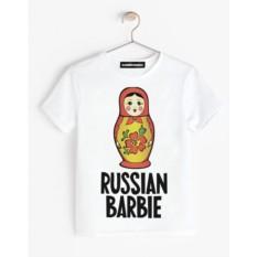 Детская футболка Russian Barbie