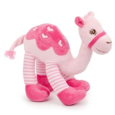 Мягкая игрушка Girle Camel Pink (13 см)