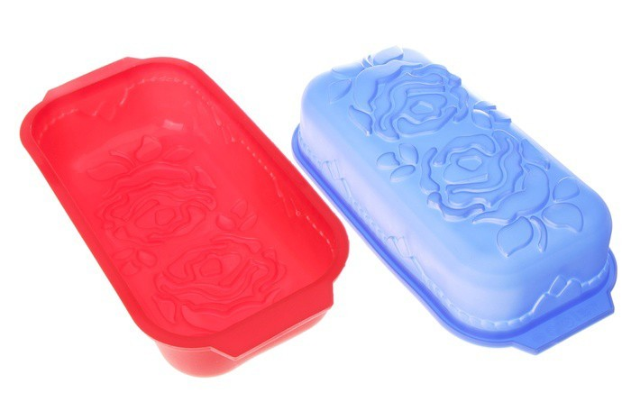 Форма для выпекания Цветы