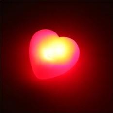Подсветка для ванны Сердечко