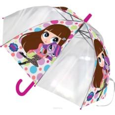 Детский зонт-трость Littlest Pet Shop