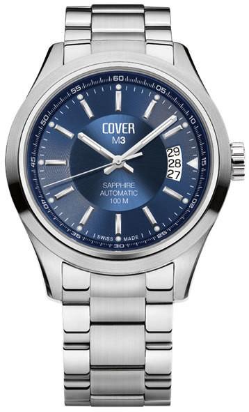 Наручные мужские часы Cover, модель M3.ST66M