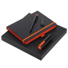 Набор Black Maxi (цвет: черно-оранжевый)
