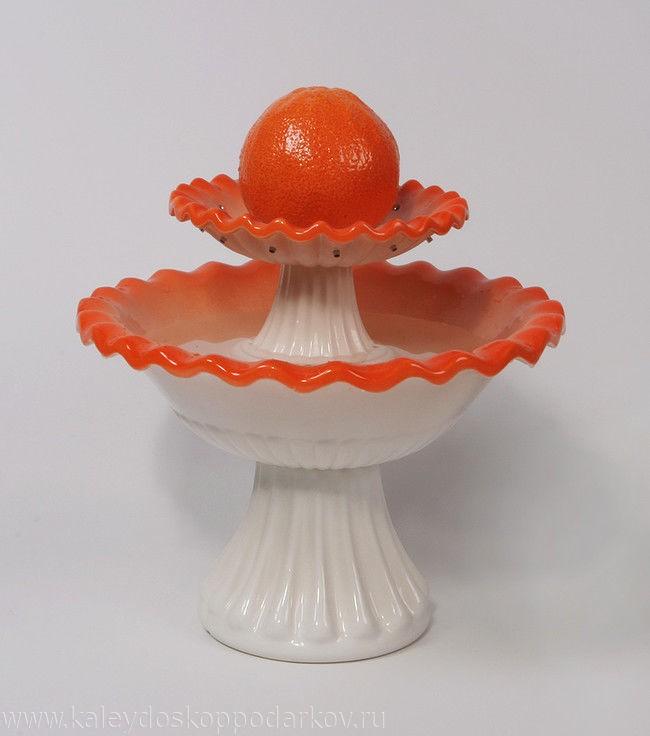 Настольный фонтан «Апельсин»
