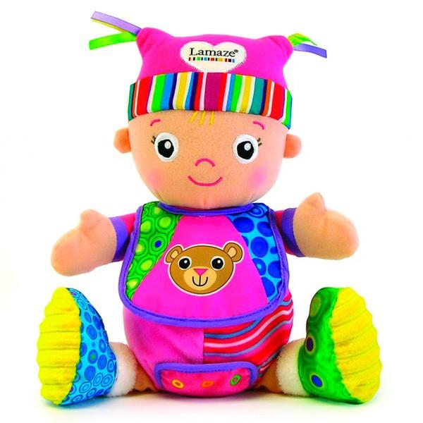 Игрушка для малышей TOMY Lamaze Моя Первая Кукла Маша