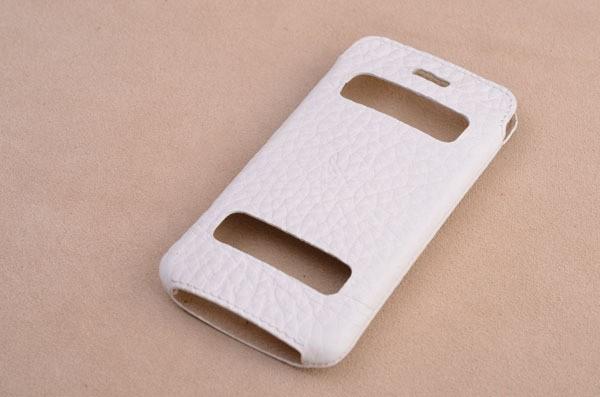 Кожаный чехол для iPhone 5 / 5S «Утренний Таранто»