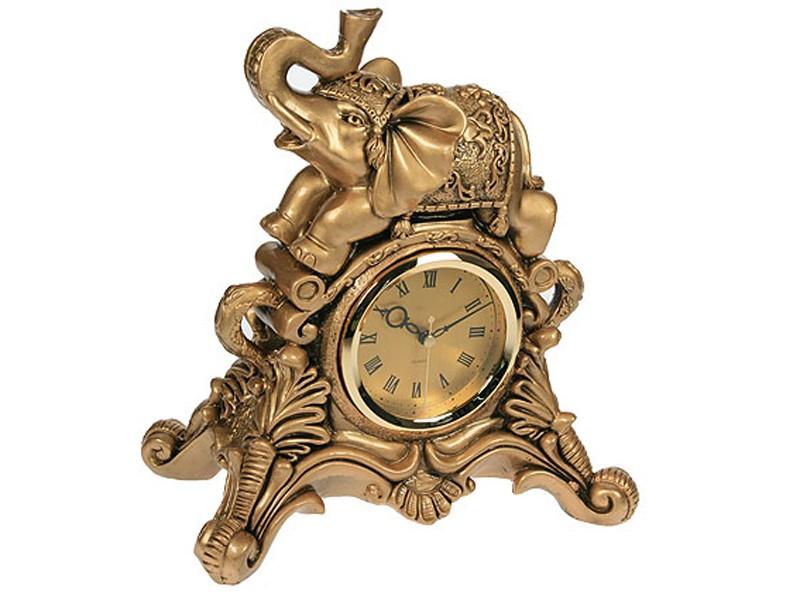 Настольные часы Слон
