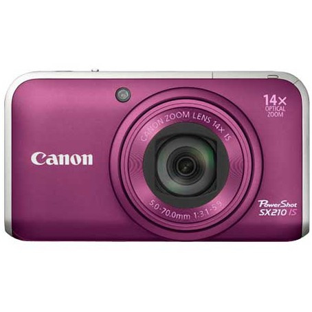 Цифровая фотокамера Canon PowerShot SX210