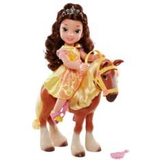Игрушка Принцесса с животным из мульфильма