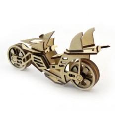 3D конструктор Мотоцикл Phantom