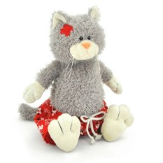 Мягкая игрушка Orange Toys Котяра в семейных трусах