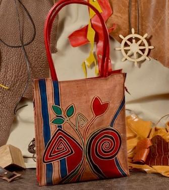 Сумка. Коллекция Socotra Цветы