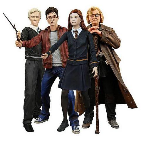 Набор фигурок «Гарри Поттер»