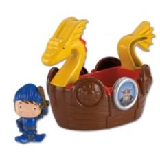 Набор игрушек Ладья викингов из м/ф Mike the Knight