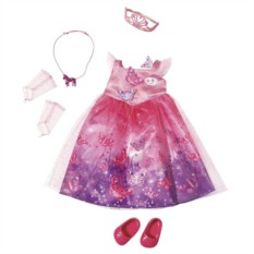 Одежда для куклы Baby born Сказочная принцесса