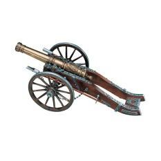 Декоративная пушка