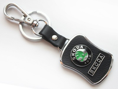 Брелок для ключей от автомобиля Шкода