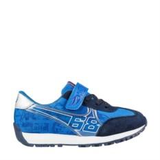Синие кроссовки Hot Wheels