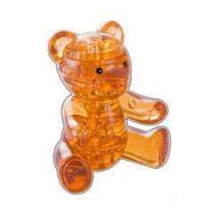 3D головоломка Янтарный мишка