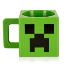 Пластиковая кружка Minecraft Creeper (230 мл)