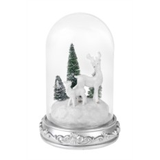 Новогоднее светящееся украшение Прекрасные олени