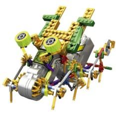 Конструктор робота 2 в 1 «Кенгуру+Лягушка»