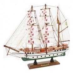 Модель корабля Сагрес