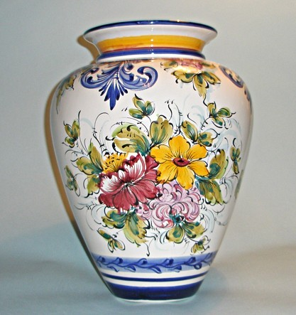 Ваза Райские цветы (Португалия)