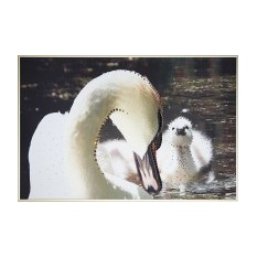 Картина Swarovski Материнское сердце-2