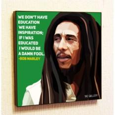 Картина в стиле поп-арт Боб Марли