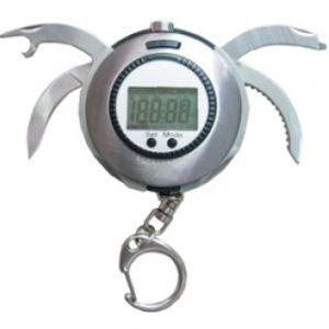 Часы-Брелок с инструментами