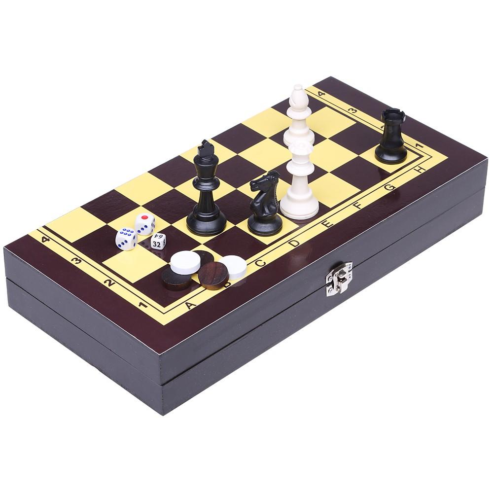 Набор игр Set (3 в 1)