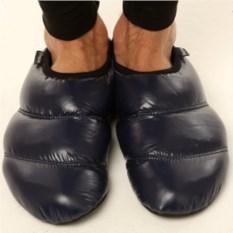 Темно-синие суперудобные тапочки Comfoot