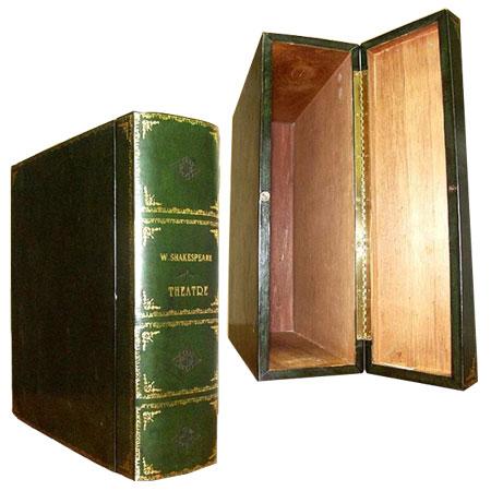 Сундук-книга «Шекспир»