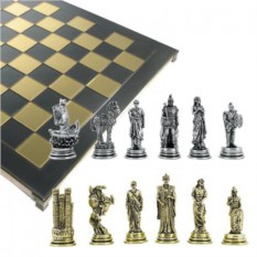 Подарочные шахматы Троя