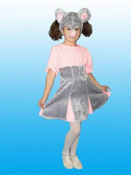 Карнавальный костюм Мышь