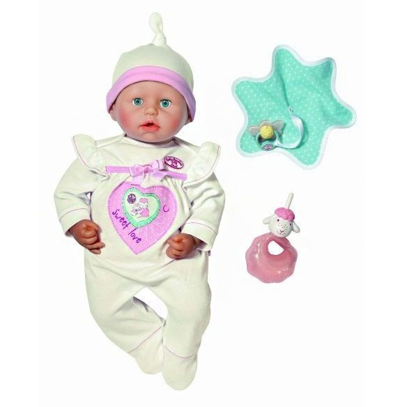 Кукла Baby Annabell, с мимикой,  46 см